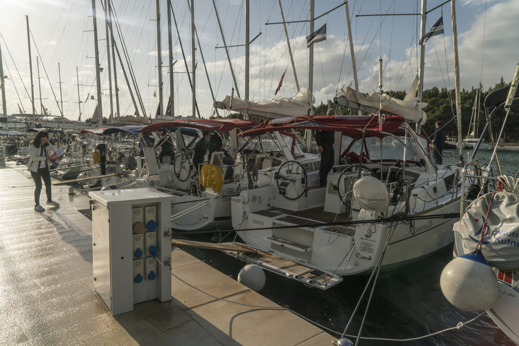 Beneteau Sailing Fleet Croatia