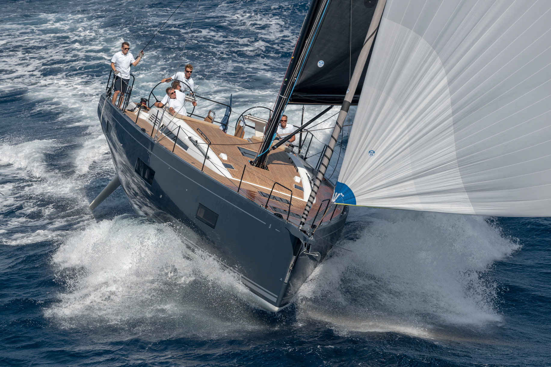 First 53 Yacht Navigation7