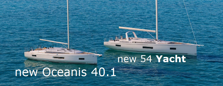 The new wave of Oceanis Cruising Yachts